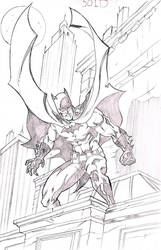 Batmann by johndinc