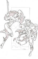 Injustice commission by johndinc