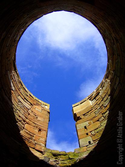 keyhole to heaven