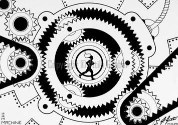 tHE MACHINE by Attila-G