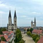Halberstadt, Domplatz by Attila-G