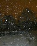 nightly snowfall by Attila-G