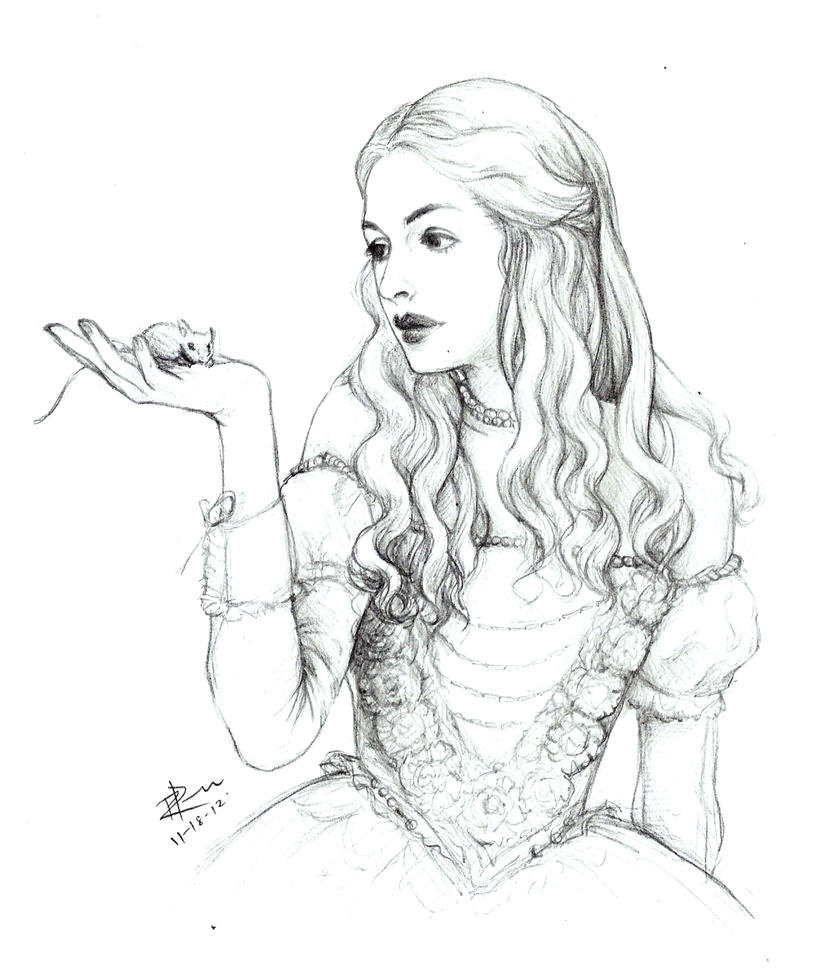 Snow White Evil Queen Coloring Pages