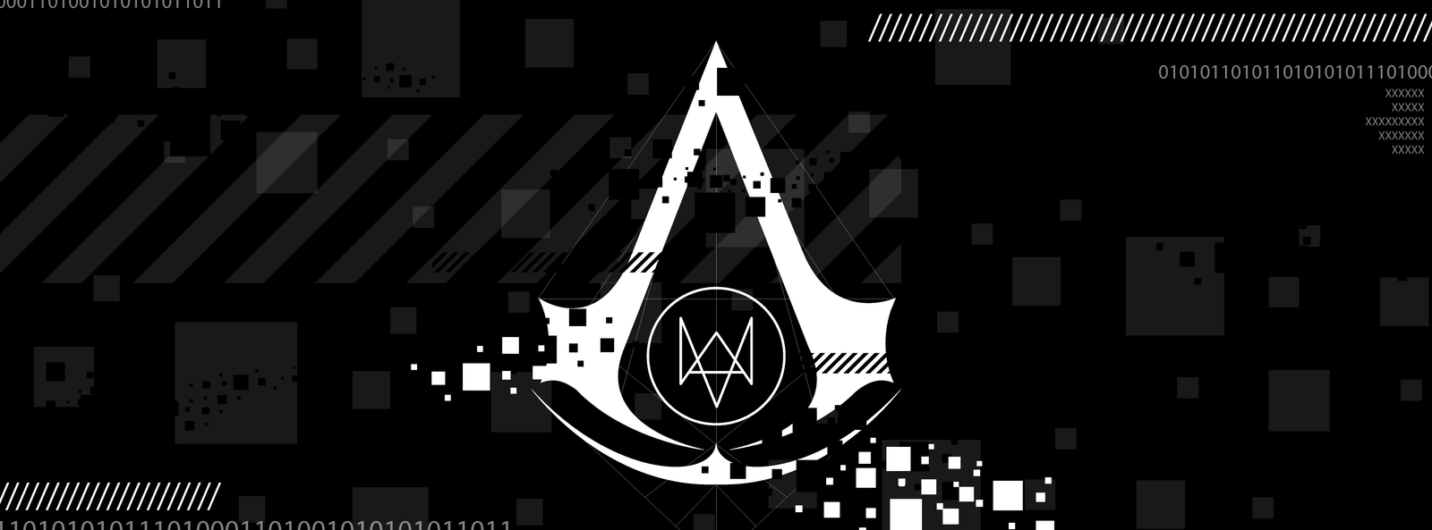 Assassin s Creed Watch Dogs Watch Dogs Skull Logo