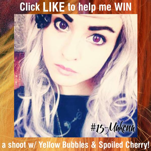Win A Shoot Yellow Bubbles Spoiled Cherry by ArtemisAesthetic