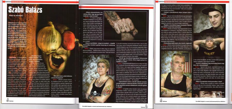 Tattoo magazin