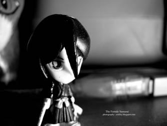 The Female Samurai by AZHARpatty