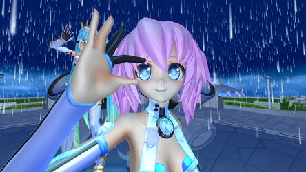 Nanoko - Dream fighter by Nikazuki