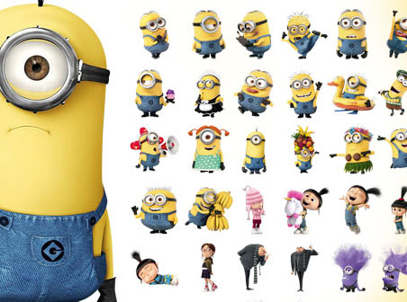 despicable me 2 minion Icons by FreeIconsdownload on ... Despicable Me Minions Names List