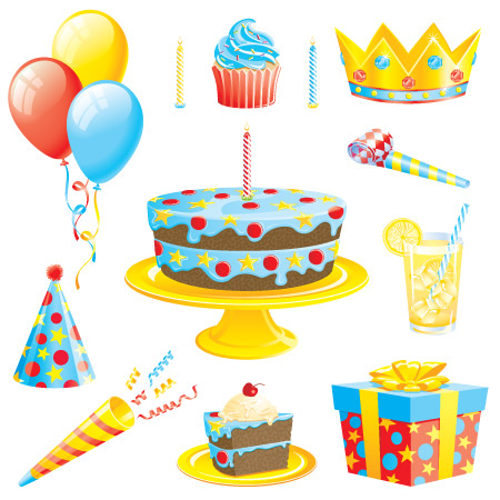 Free Birthday Vectors by FreeIconsdownload on DeviantArt