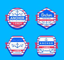 4  Creative Navigation Label Design vector by FreeIconsdownload