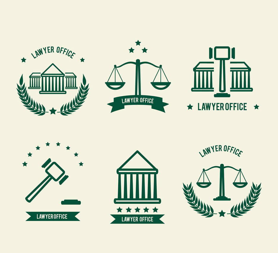 6 Green Law Firm Logo Vector by FreeIconsdownload on DeviantArt