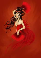 Fire Bird by WaruiNeko