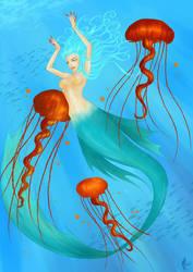 Under the sea... by WaruiNeko
