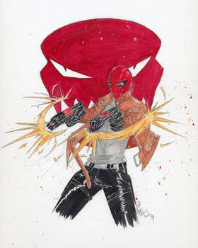 Commission : Red Hood