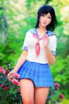 Sailor Suit Girl
