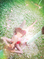 Master!I love the sakura and you! by ptmaster2
