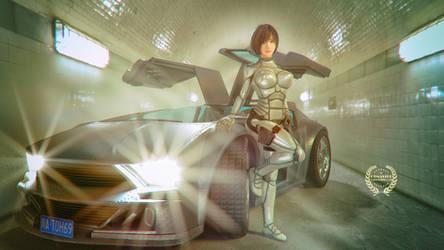 Blade Runner (8K Wallpaper) by ptmaster2