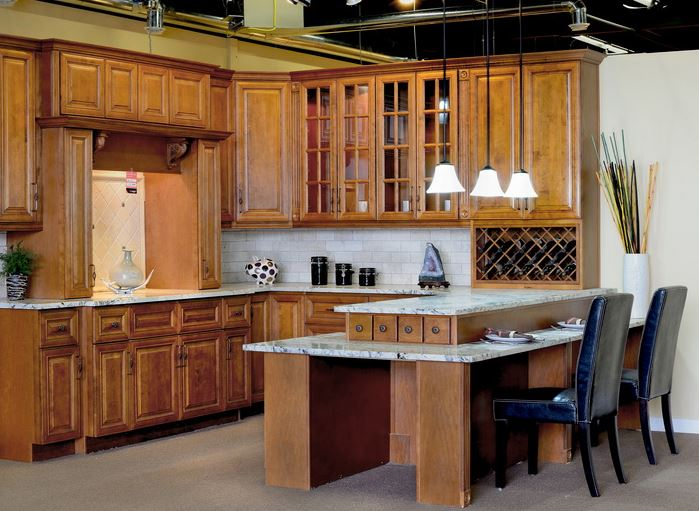 Kitchen Cabinets Ontario by cripsonaddy