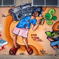 Amor al Hip-Hop by koolkiz