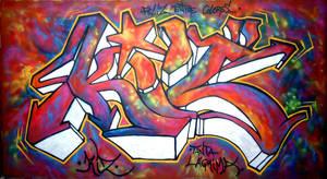 Feliz entre Colores by koolkiz