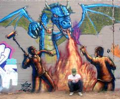Dragon by koolkiz