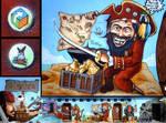 Piratas en Villena
