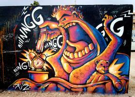 Festival Graff Obsession 09 by koolkiz