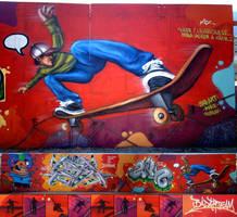Skatepark Alcoy by koolkiz
