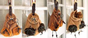 More Medieval Hawking Bags