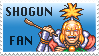 Shogun Magginesu stamp by Itakaro-icon