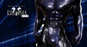 NIGHTFALL COVER by bellasella77