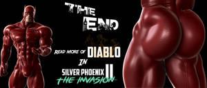 DIABLO (End Page) by bellasella77