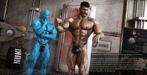 BANE - The Comic Book (Slide1)