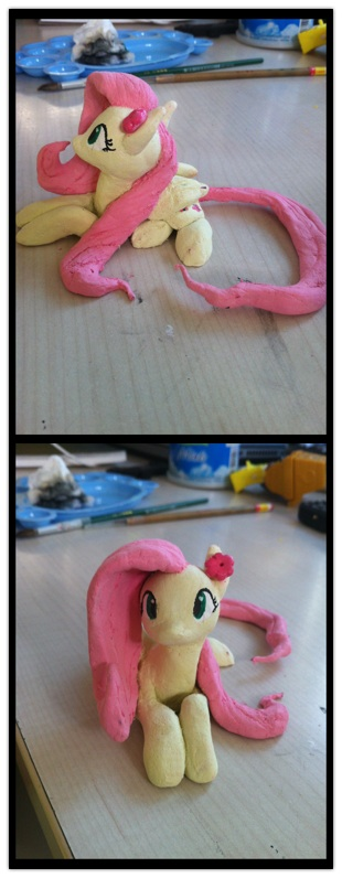 how to make a clay my little pony