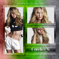 Pack Png 12// Candice Swanepoel. by iPngPacks