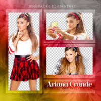 Pack Png 40// Ariana Grande. by iPngPacks