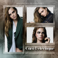 Pack Png 56// Cara Delevingne. by iPngPacks