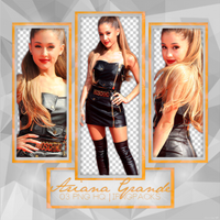 Pack Png 128// Ariana Grande. by iPngPacks