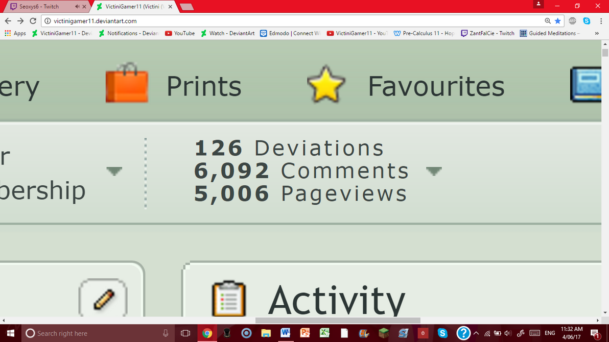5,000+ PAGEVIEWS! by VictiniGamer11