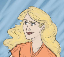 Annabeth Chase by naiubl