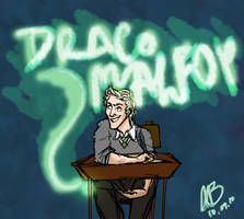Request: Malfoy Be BA by naiubl