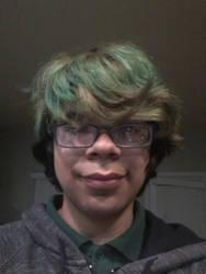 ~ me before  a haircut  ^ ^ ~