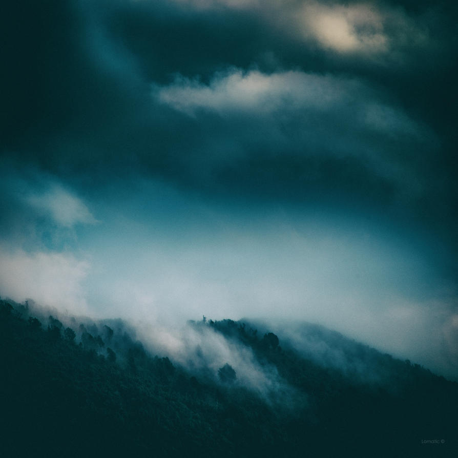 A cold, cold day. by lomatic