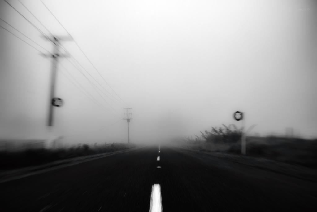 Unkown destination by lomatic