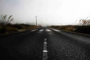 I walk this lonely road...