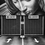 Blessed when you enter...or flee? by lomatic