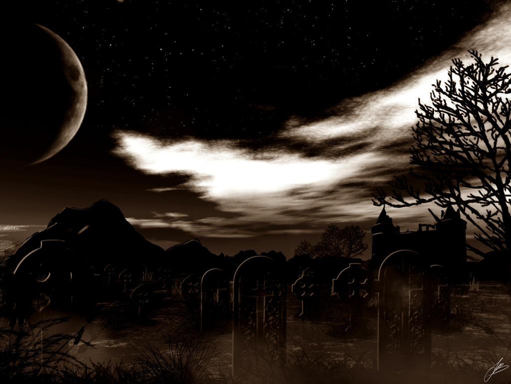 Cementerio By AngeroX On DeviantArt