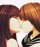 Tender Kiss (Hangouts Practices)