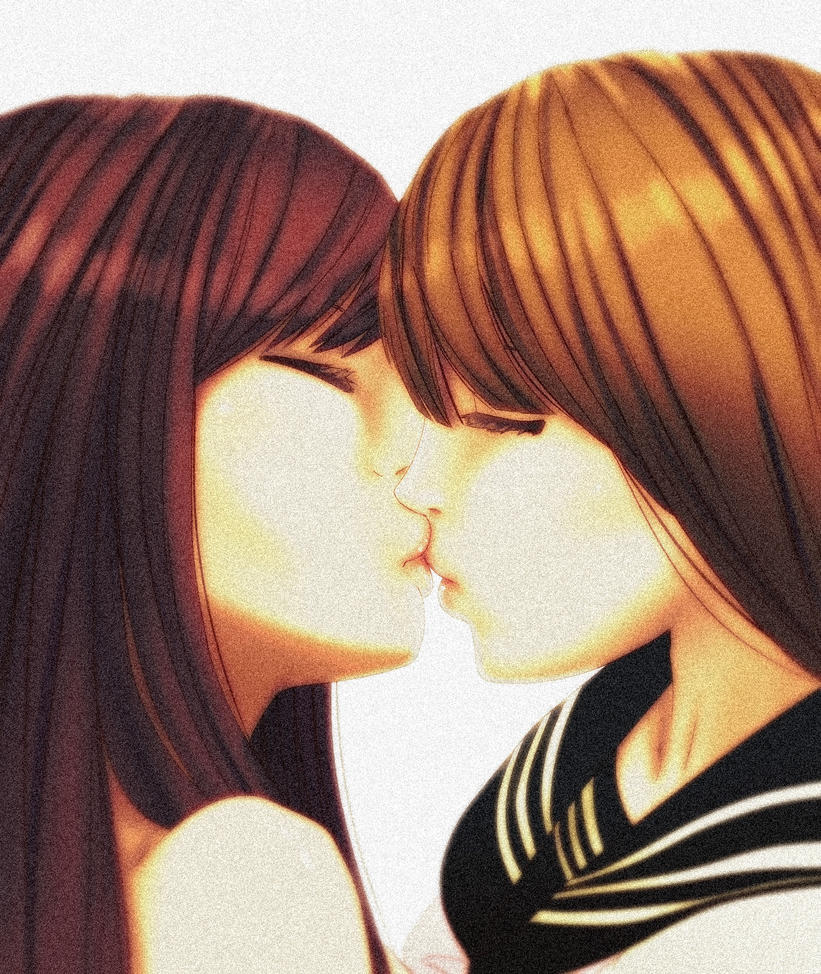Tender Kiss (Hangouts Practices) by AngeroX